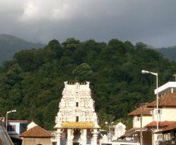Majestic Kukke Subrahmanya Temple Amidst Kumara Parvata