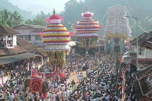 The Famous Car Festival (Theru) of Kukke