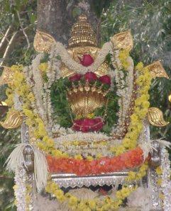 Presiding Deity - Lord Subrahmanya