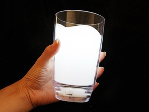 A-Glass-Of-Milk-Light