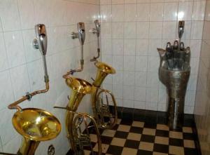 Musical Restroom