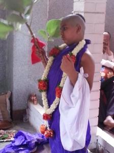 Bhiksha Karanam