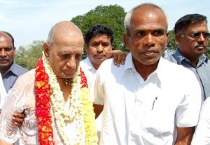 Sri Vellaiappan (Right)