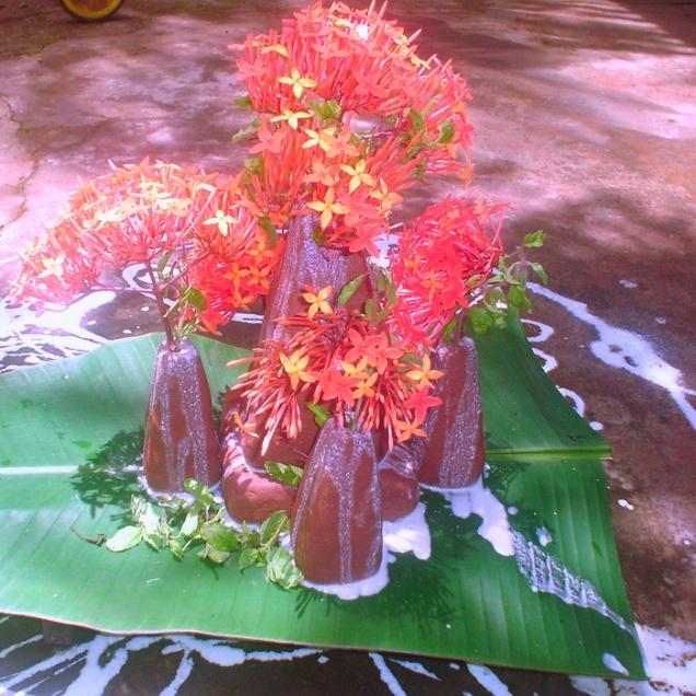 Trikkakarappan-Representing Vamana (Mahabali too)