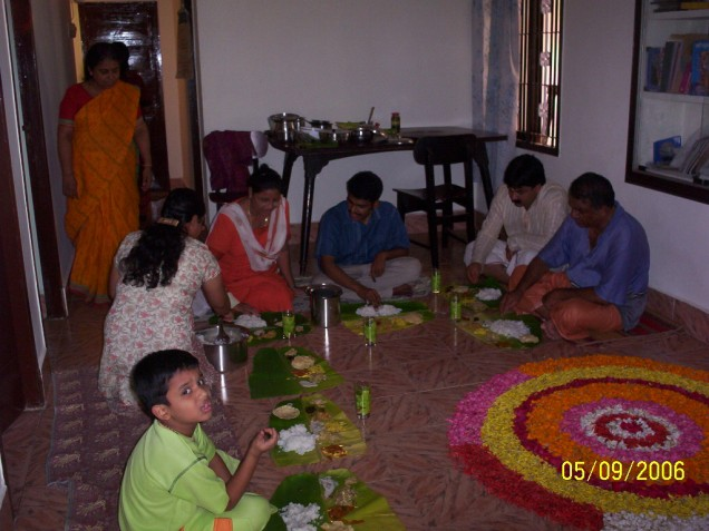 Feast Next Year - With Sri Sukumaran & family in Chennai