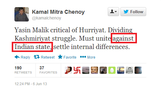 KamalMitraChenoy-UniteAgainstIndianState
