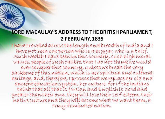 Macaualay