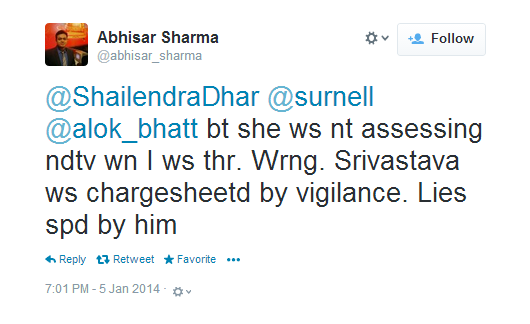 AbhisarSharma-SumanaNotAssessing