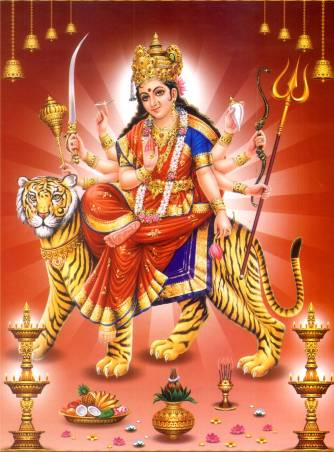Day 10 VijayaDurga
