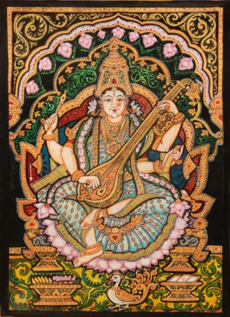 Day 7 Saraswati