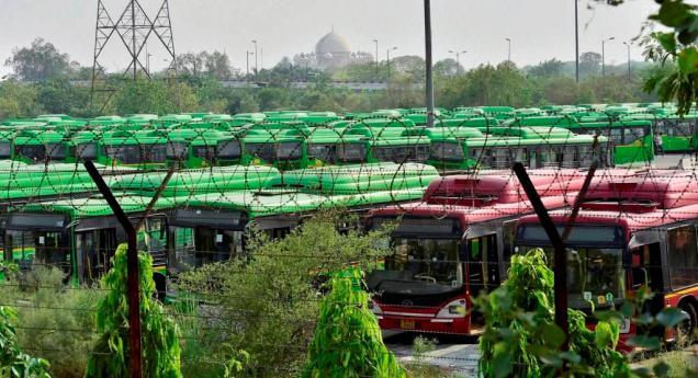 Millennium Bus Depot